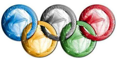 olympic condoms